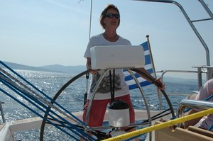 At the helm of SELANA