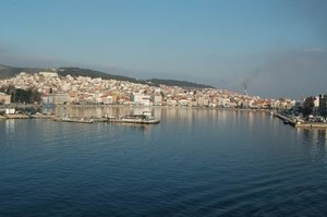 Mytilene, the Port