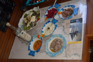 Navigate in the tastes of Lesvos