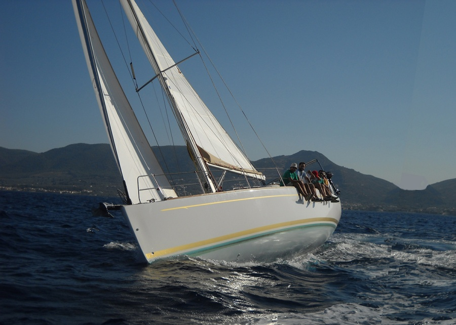 Become an Offshore Sailing Skipper