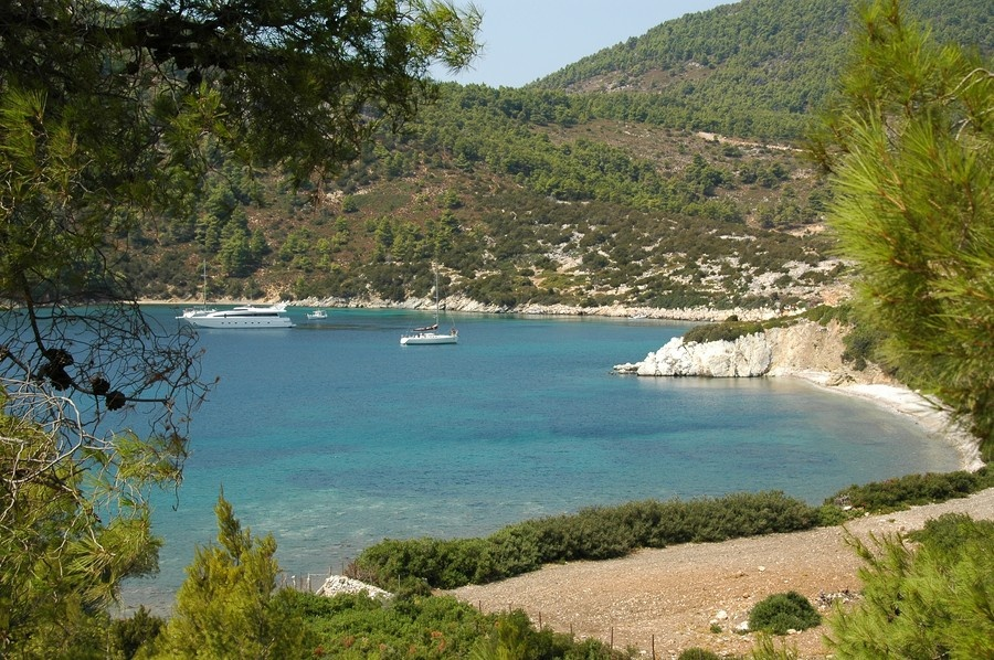 Lesvos and Sporades islands